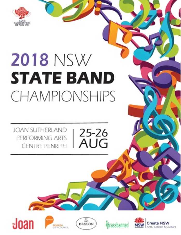 2018 NSW State Band Championships