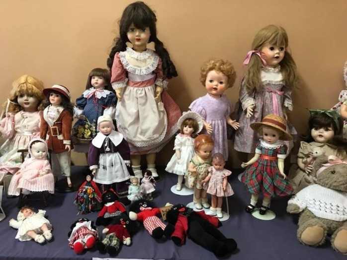 37th Annual Doll Fair 2018