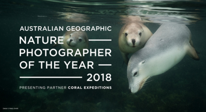 Australian Geographic Nature Photographer of the Year Exhibition