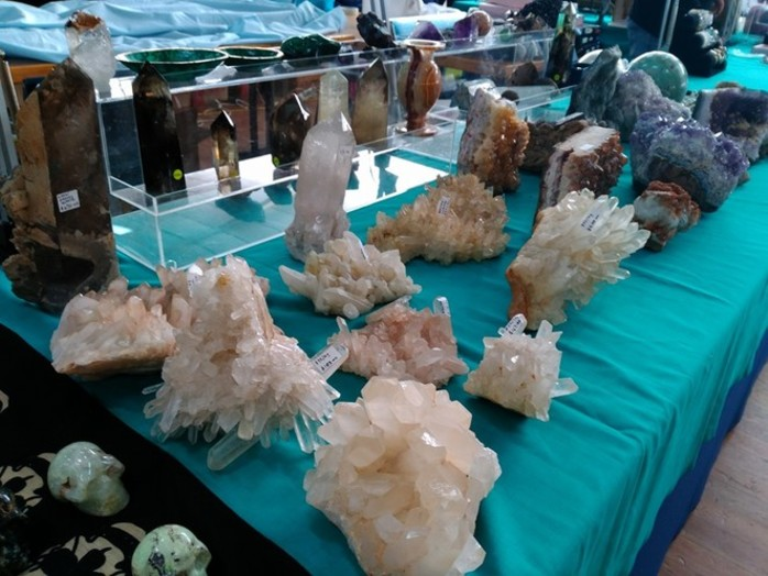 Carlingford Gem Mineral Expo 2018