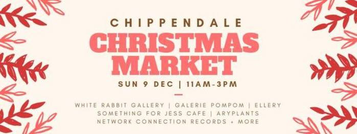 Chippendale Christmas Market