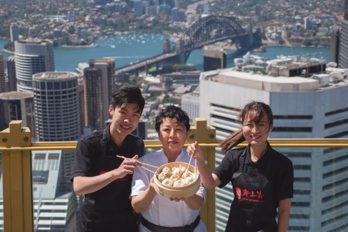 Dumplings in the Sky - All You Can Eat Dumplings at Sydney Tower Eye