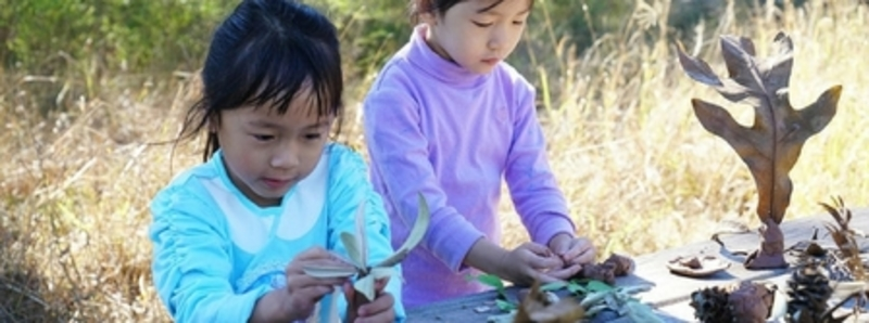 Eco Art - School Holiday Workshop - Eco Art - School Holiday Workshop