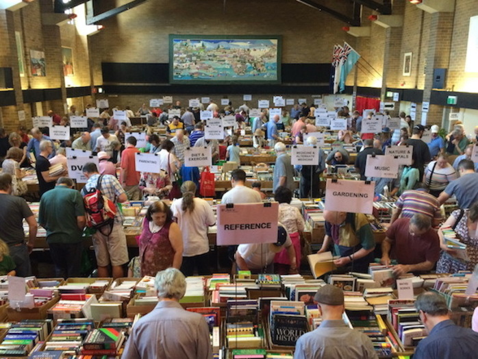Giant Book Fair
