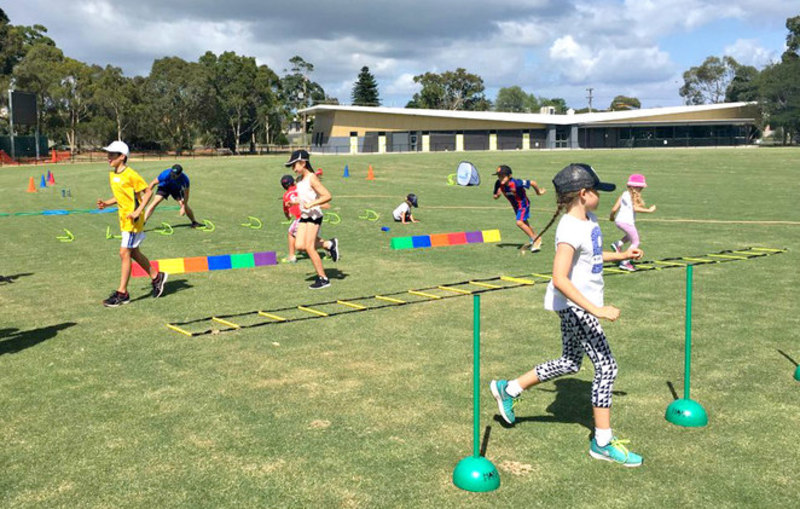 Kids Mini-Olympics Fun with GeckoSports - Kids Mini-Olympics Fun with GeckoSports