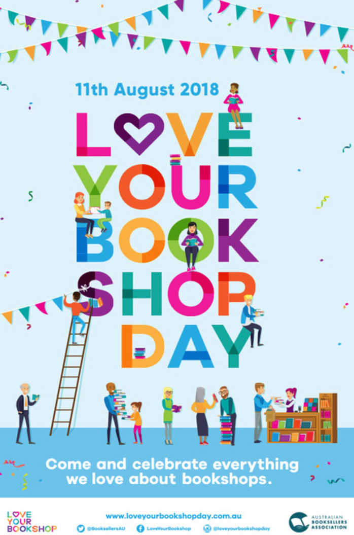 Love Your Bookshop Day 2018