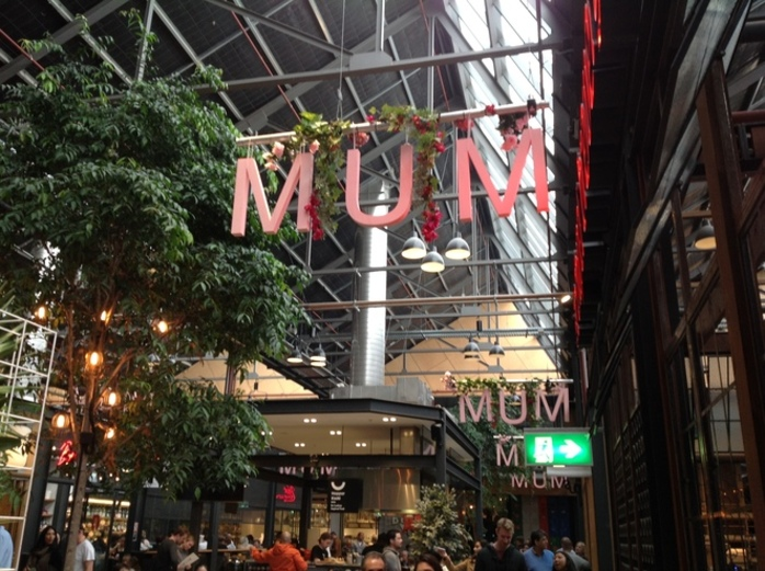Mother's Day Weekend at Tramsheds