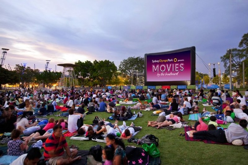 Movies by the Boulevard 2018 - Free - Movies by the Boulevard 2018