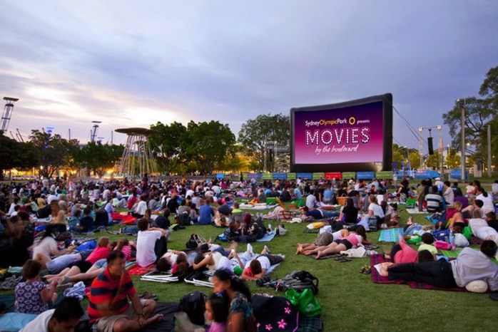 Movies by the Boulevard 2018