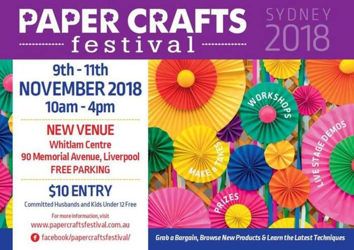 Paper Crafts Festival