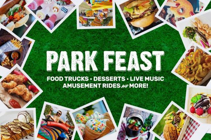 Park Feast Food Truck Festival at Bella Vista Farm - FREE Entry