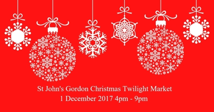 St John's Gordon Christmas Twilight Market