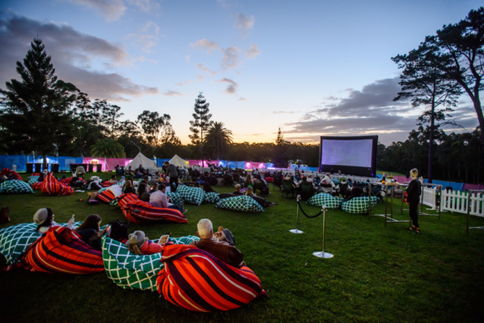 Summer Series Sydney Hills Outdoor Cinema