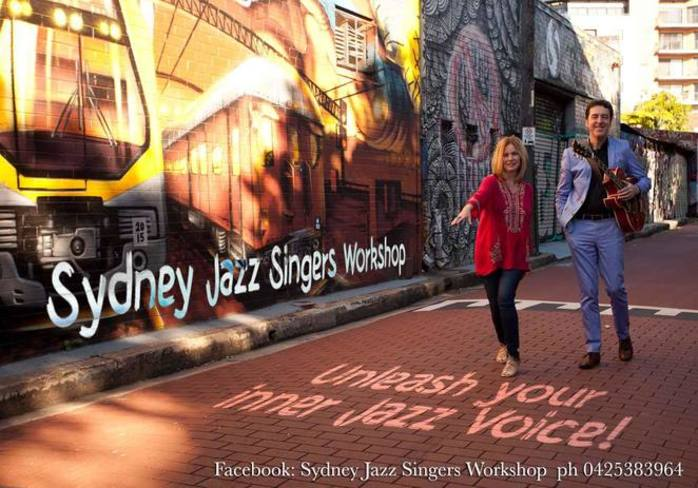 Sydney Jazz Singers Workshop Concert