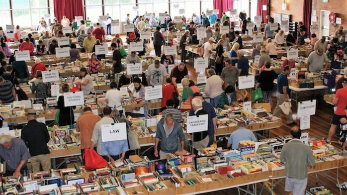 Sydney's Biggest Book Fair
