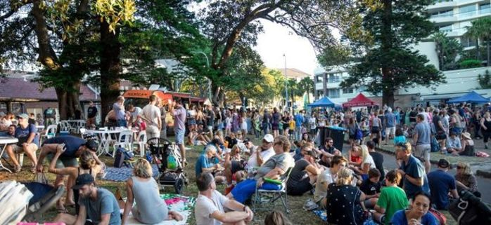 The World Food Markets, Manly 2019