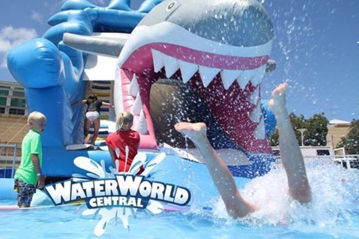 Waterworld Central Nowra - Free Entry