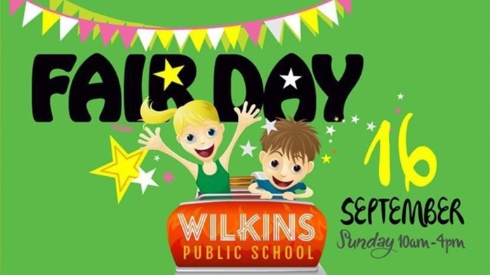 Wilkins Fair Day 2018
