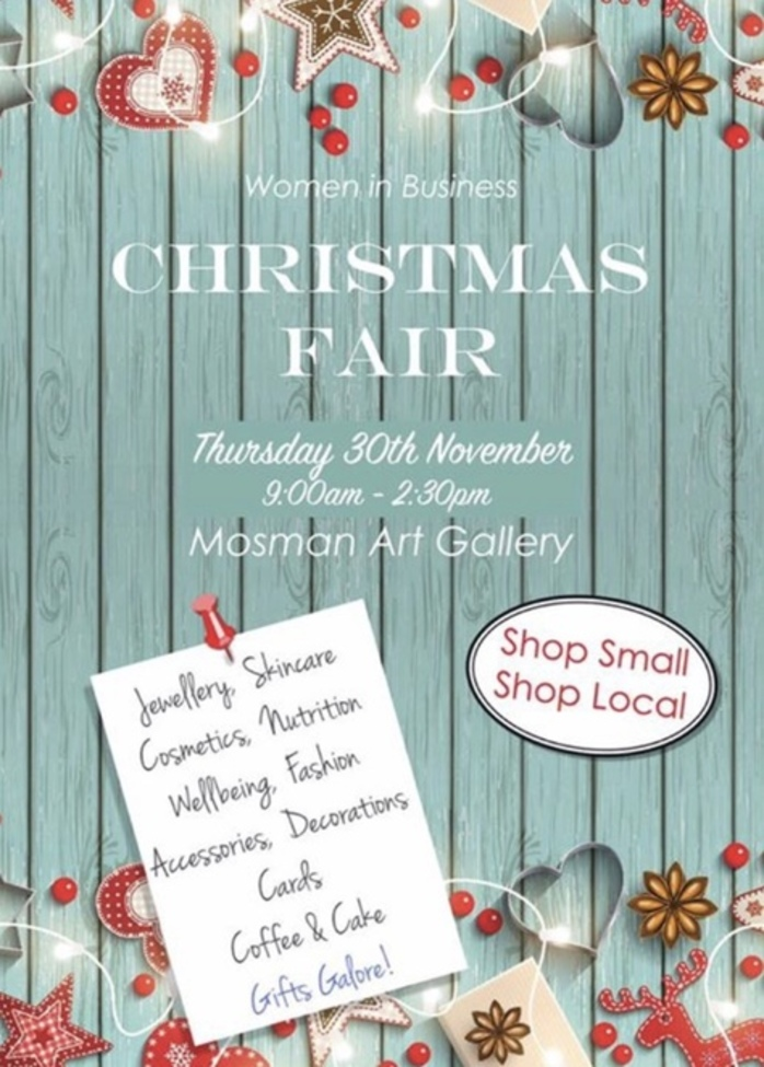 Women in Business Christmas Fair
